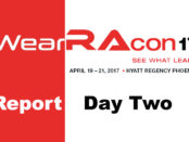 WearRAcon17 Report Day Two Wearable Robotics Association Conference 2017