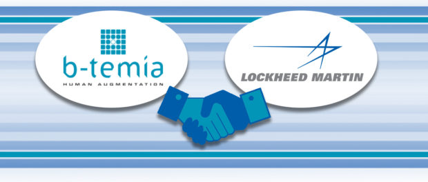 Lockheed Martin Enters into a License Agreement with B-Temia, the Developer of the Keeogo