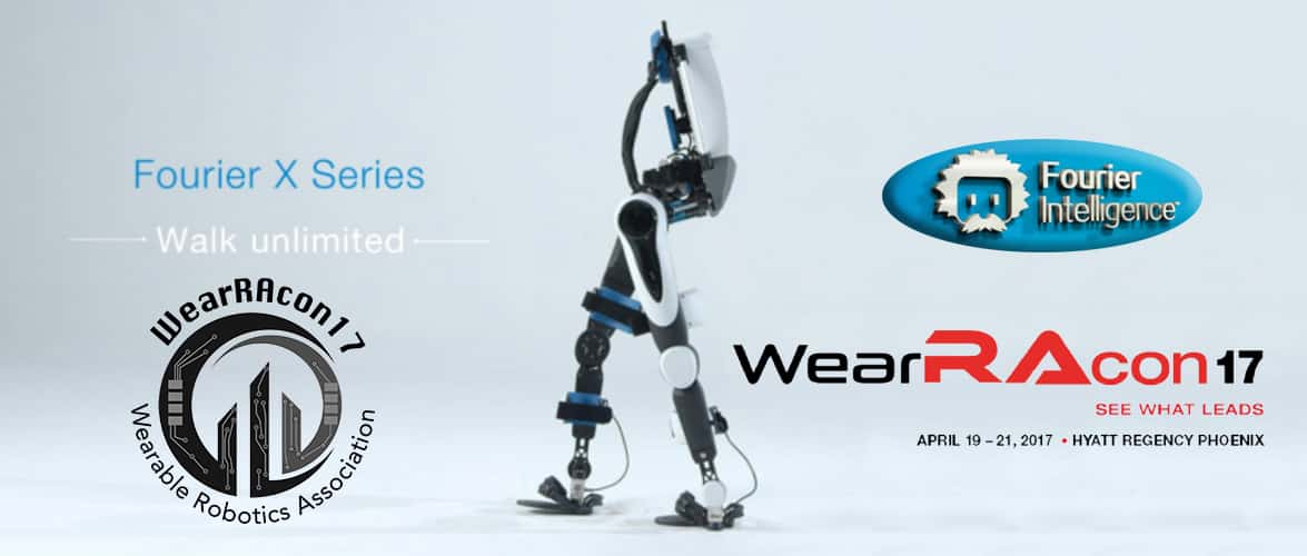 Special thanks to the Wearable Robotics Association for putting together WearRAcon17!