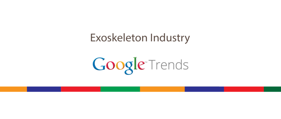 ExoSkeleton Industry Google Trends