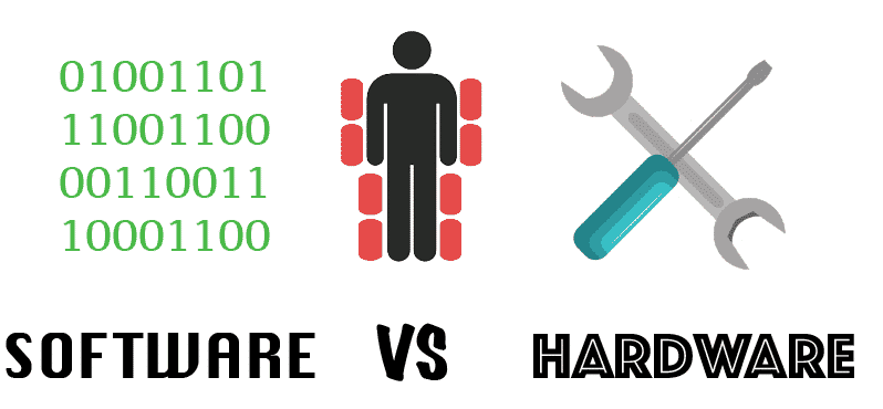 exoskeleton software vs hardware