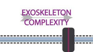 Slider Dial Complex Exoskeletons