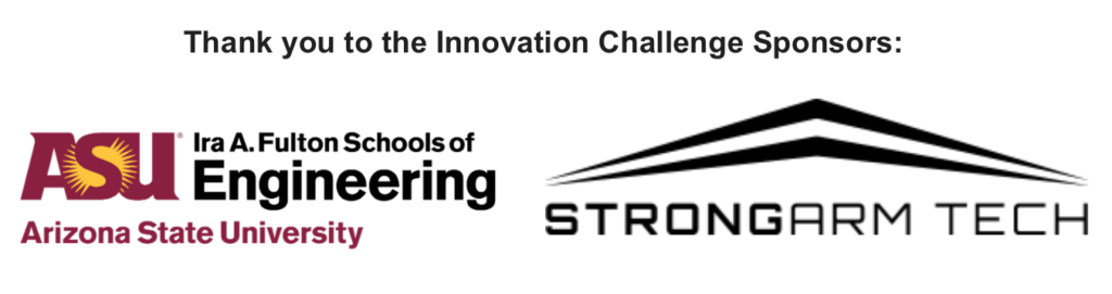 WearRA Innovation Challenge 2018 Sponsors