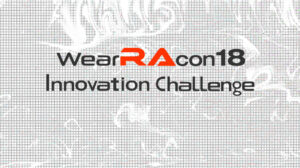 WearRAcon18 Innovation Challenge