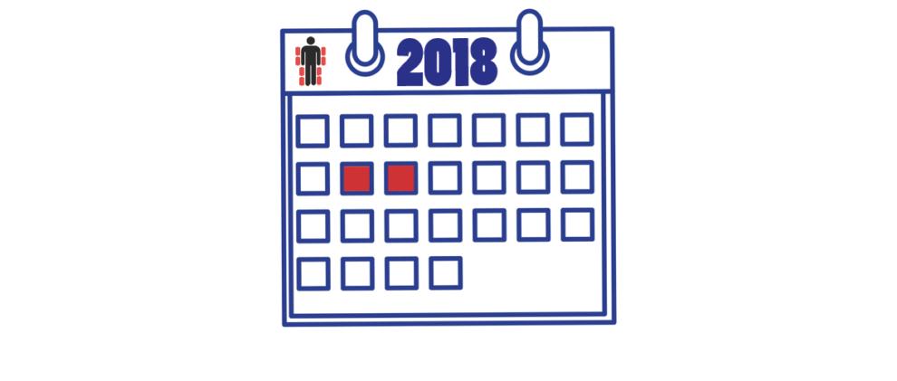 Exoskeleton Events 2018