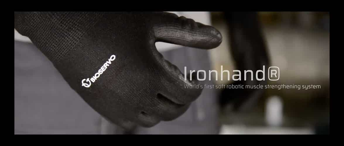 Bioservo Ironhand