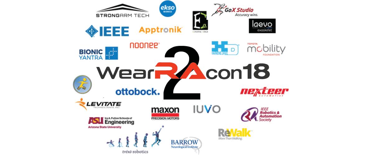 WearRAcon18 Day Two