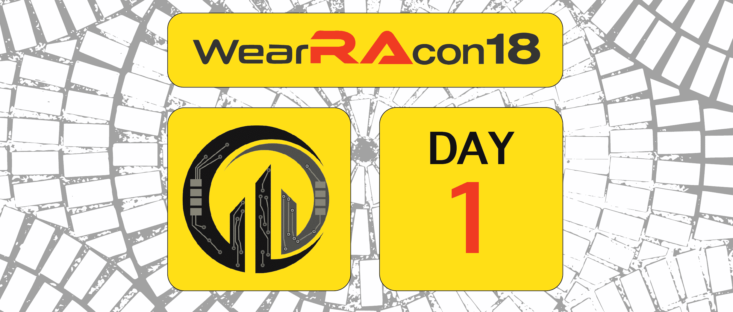 WearRAcon18 Day One
