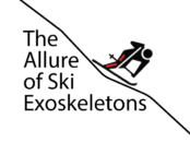 THE ALLURE OF SKI EXOSKELETONS