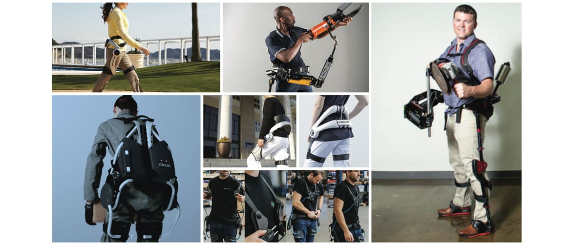 WearRA Hip Exoskeleton Market - Review of Lift Assist Wearables