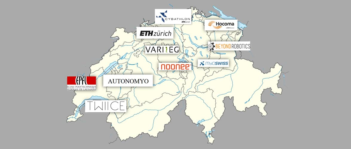 THE SWISS EXOSKELETON LANDSCAPE