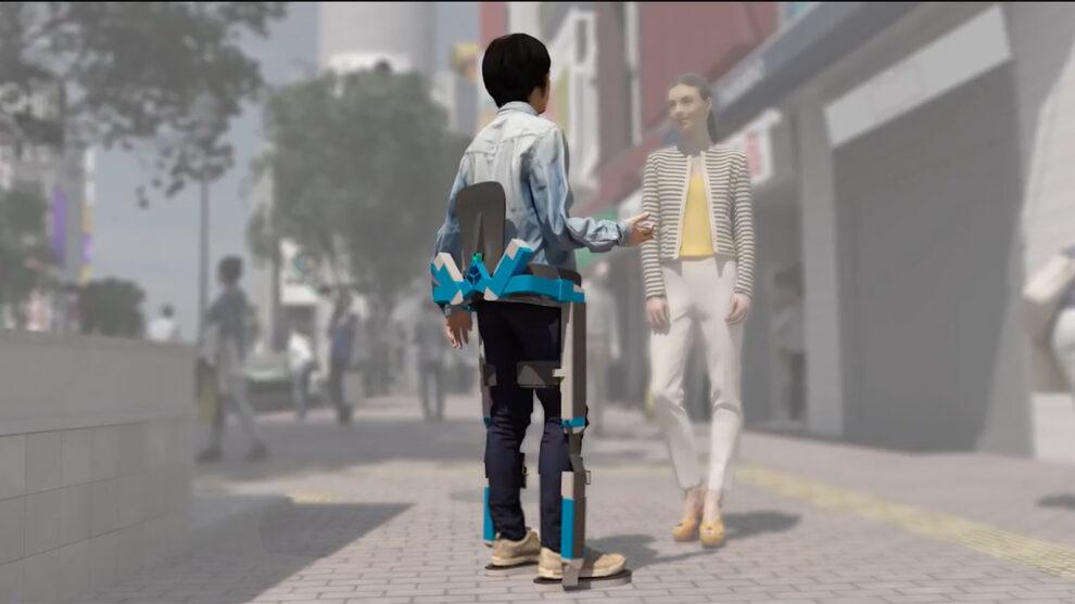 Quix Exoskeleton