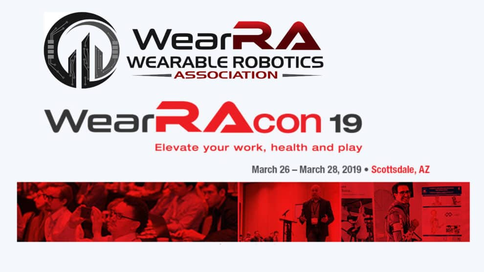 Countdown to WearRAcon19
