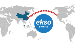 Ekso Bionics Enters into $100 Million Joint Venture to Make and Sell Exoskeletons in Asia