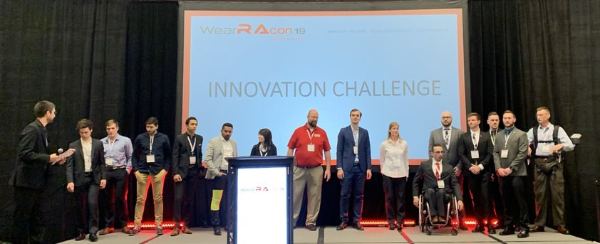 Innovation Challenge WearRAcon19 Preview