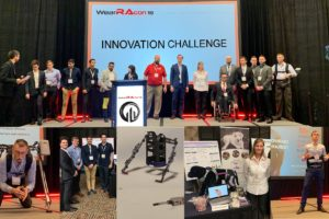 WearRAcon19 Innovation Challenge 2019