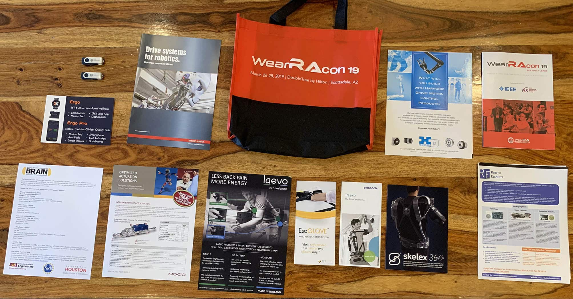 Wearable Robotics Association Conference – WearRAcon19 – Day 3