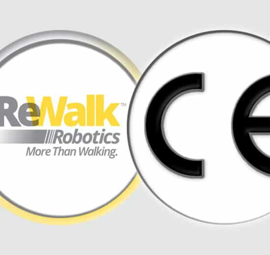 ReWalk Receives CE Certificate for ReStore
