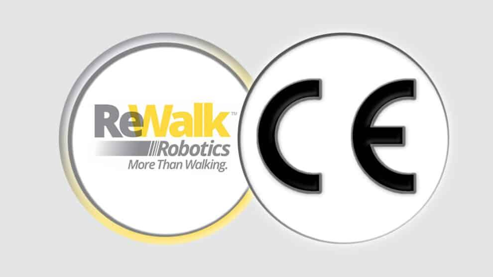 ReWalk Receives CE Certificate for ReStore
