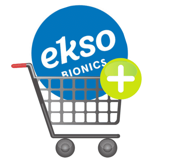 Ekso Bionics Opens an online store page