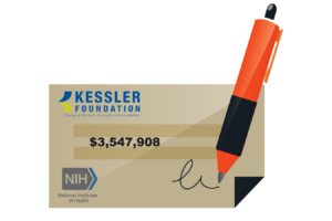 Kessler Foundation Recieves NIH Grant For Post Stroke Medical Exoskeleton Research