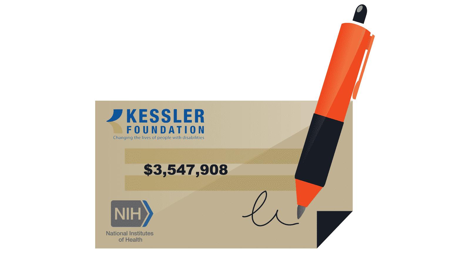 Kessler Foundation Recieves NIH Grant For Post Stroke Medical Exoskeleton Research