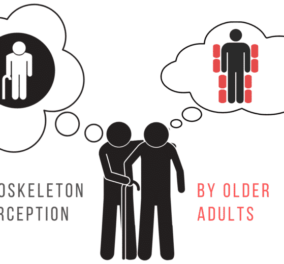 acceptance of exoskeletons by older adults