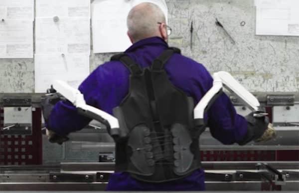 BESK B Exoskeleton