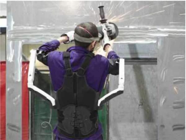 BESK G Exoskeleton