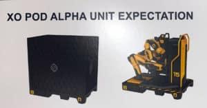 Guardian XO Alpha Unit Pod Expectation