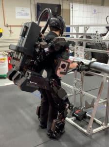 Guardian XO Alpha Prototype lifting a dummy rocket