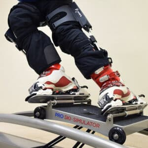 XNOWERS SKI AND SNOWBOARD EXOSKELETON