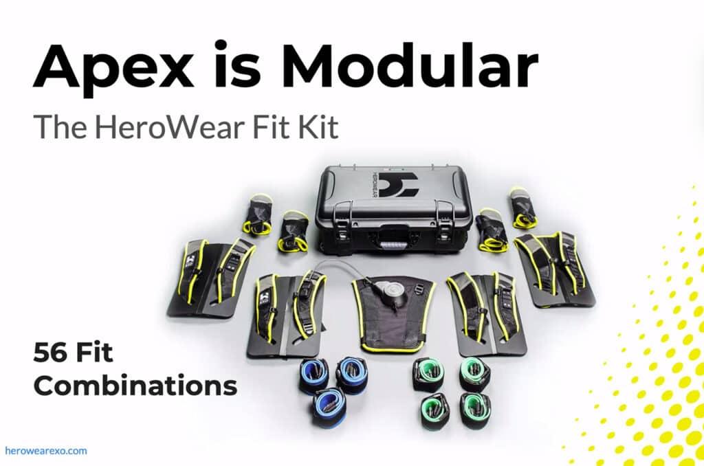 Apex is Modular WearRAcon 20
