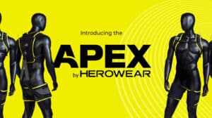 HeroWear Reveals the Apex Exosuit at WearRAcon 20