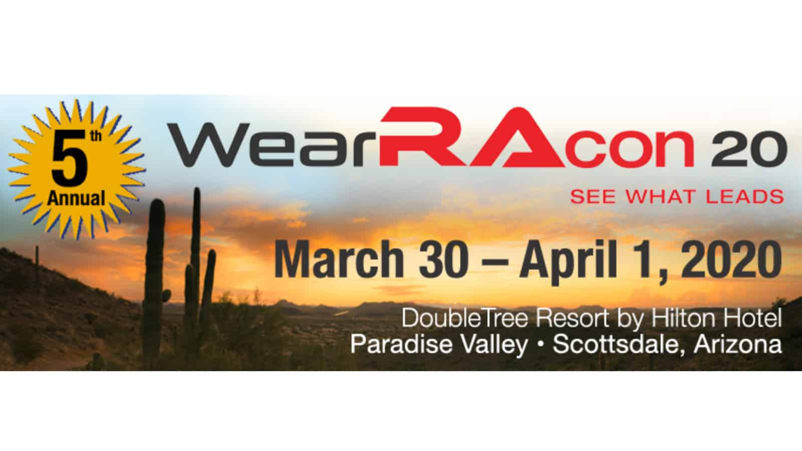 WearRAcon 20 Banner Image