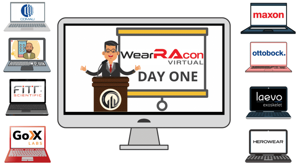 WearRAcon 20 Day One Report