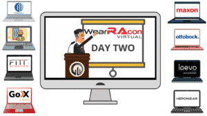 WearRAcon 20 Day Two Report