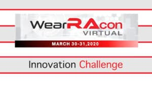 WearRAcon 20 Virtual Innovation Challenge Results
