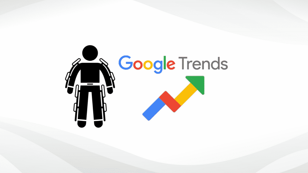 Google Trends On The State and Perception of the Exoskeleton Industry