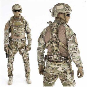 MAWASHI UPRISE Tactical Exoskeleton Catalog 600