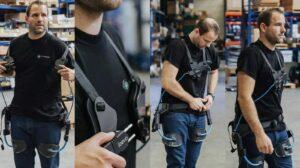 Online Demonstration of the Laevo V2 and Donation of Exoskeleton Units