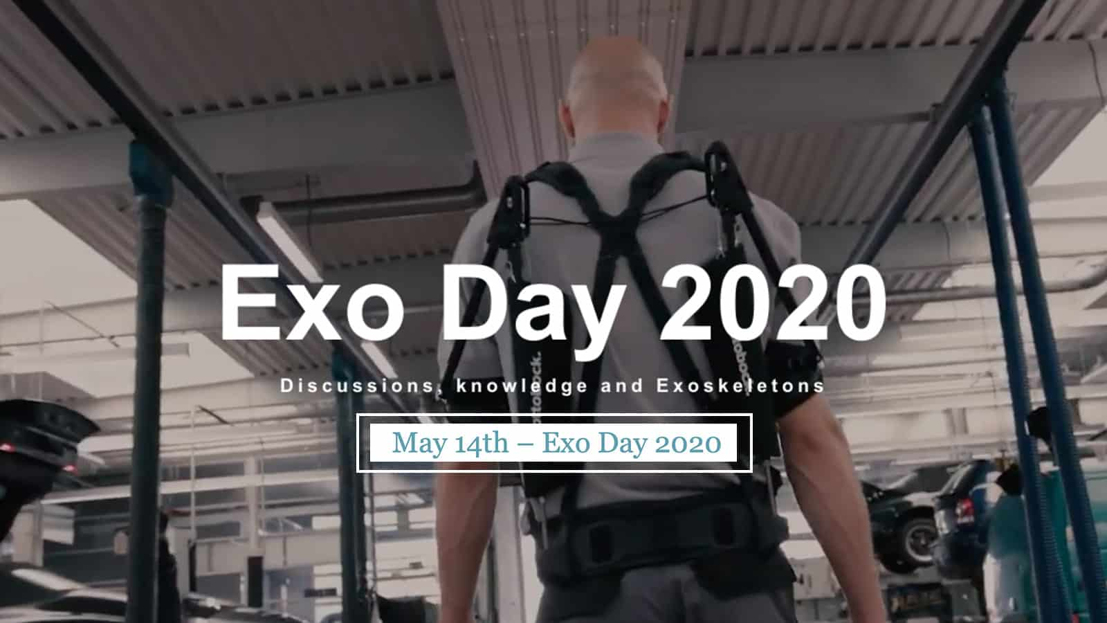 Ottobock Exo Day 2020