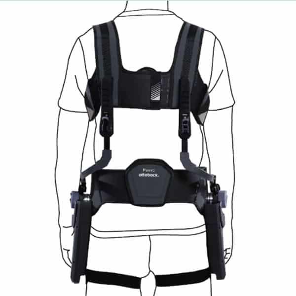 Paexo Back Exoskeleton Catalog