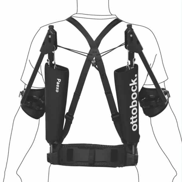 Paexo Shoulder by Ottobock Exoskeleton Catalog 600