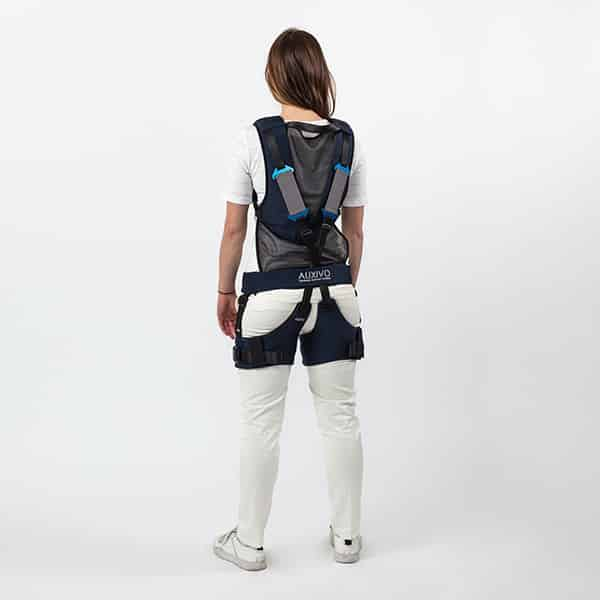 Auxivo LiftSuit Back Exoskeleton Catalog 600