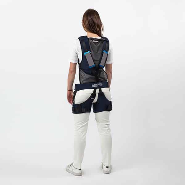 Auxivo LiftSuit Back Exoskeleton Catalog 600