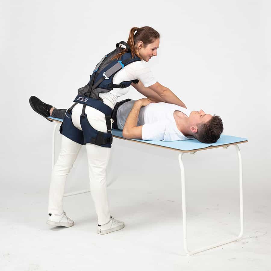 Auxivo LiftSuit Health-Care Exoskeleton Catalog 900