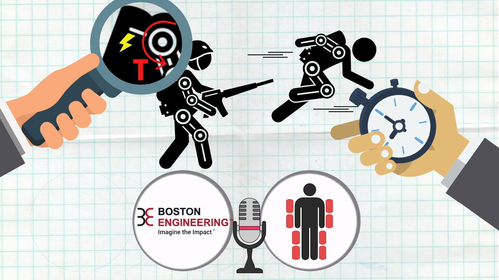 Exoskeleton 3rd Party Independent Testing In-depth Interview with Boston Engineering