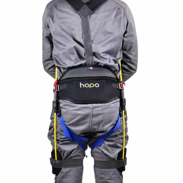 HAPO by Ergoasante back view Exoskeleton Catalog