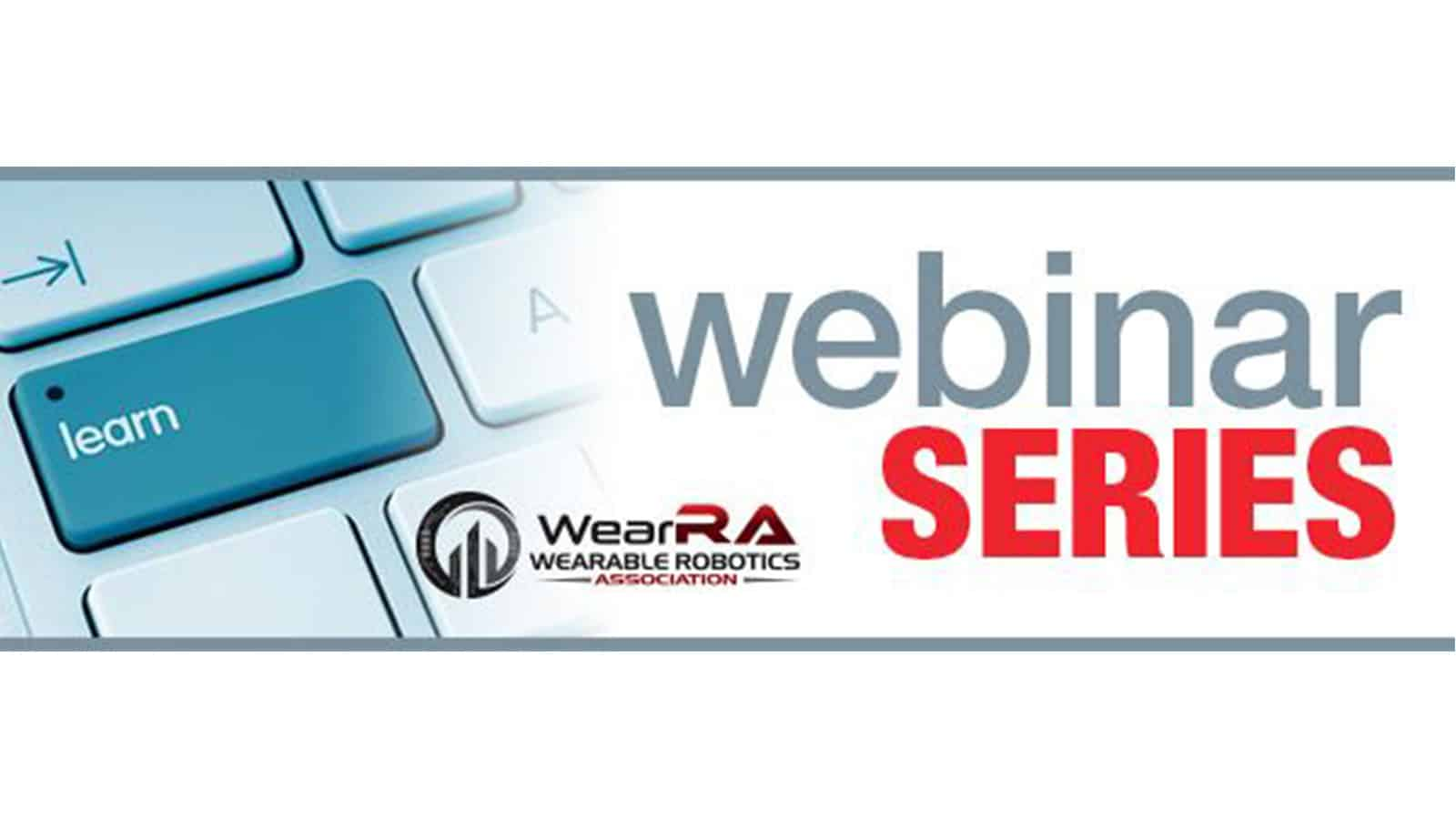 Webinar Best Practices When Evaluating Upper Extremity Exoskeletons